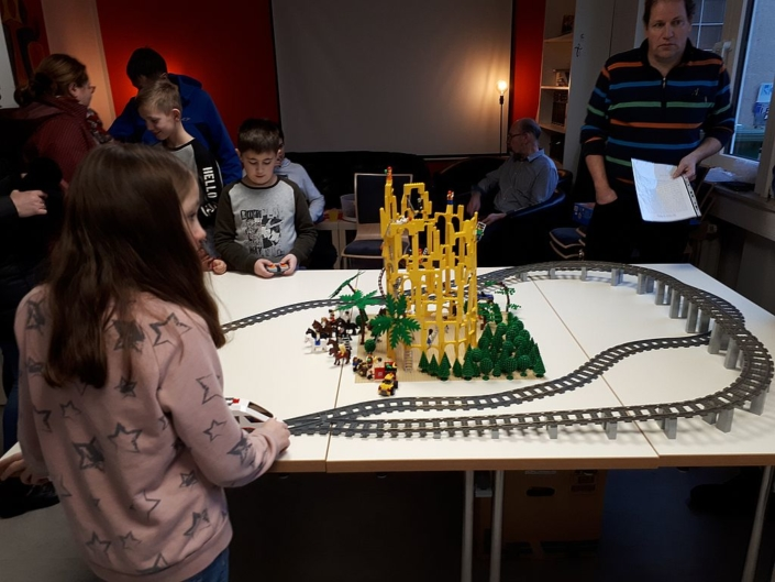 Lego-Nachmittag