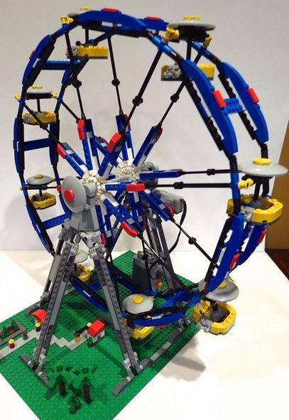 Lego-Riesenrad