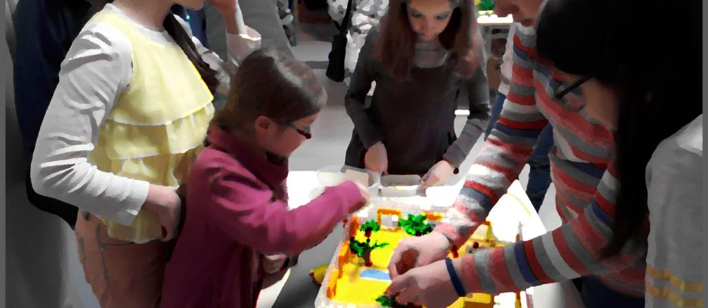 Lego-Bauen