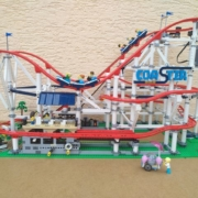 Legobausatz Coaster