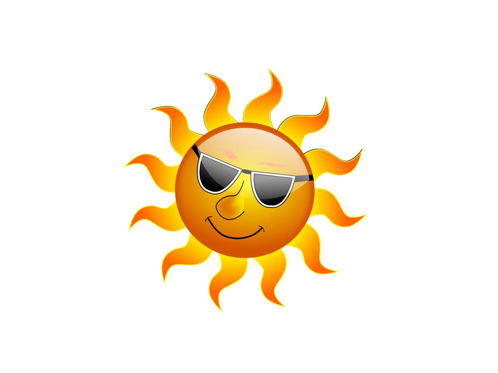 Ferien-Sonne